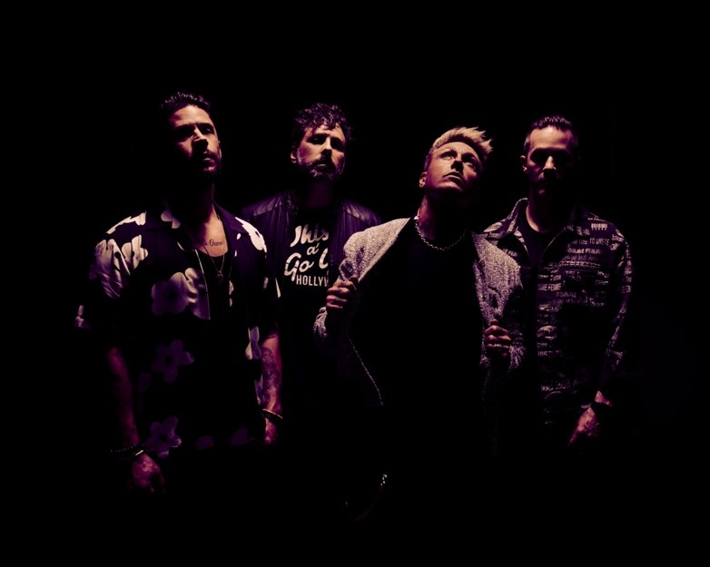 """PAPA ROACH RELEASE AN ACTION-PACKED MUSIC VIDEO FOR NEW SINGLE """"KILL THE NOISE"""""""