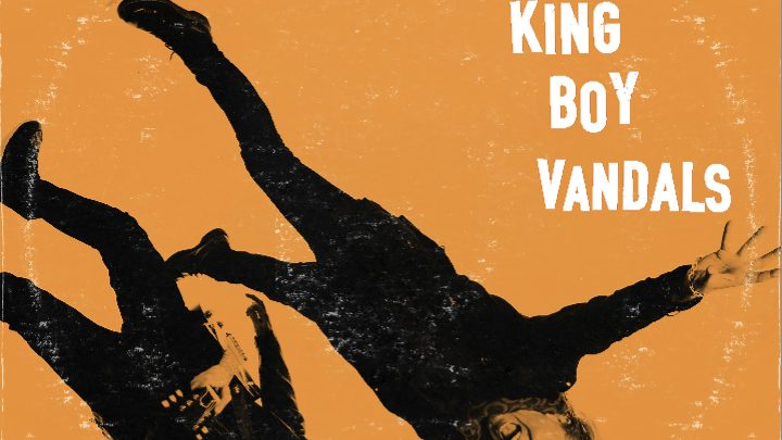 SLINKY VAGABOND readies KING BOY VANDALS  For Release on Vinyl and Compact Disc December 6, 2021