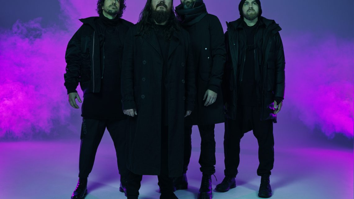 TWELVE FOOT NINJA release video for 'Over and Out' ft. Tatiana Shmayluk (Jinjer)