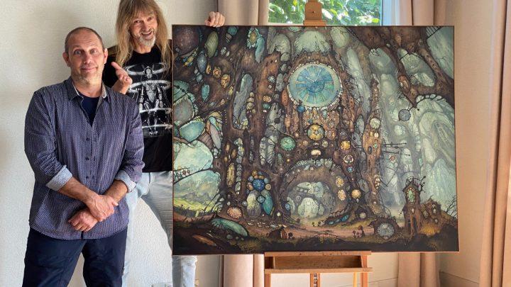 Arjen Lucassen announces new Star One album – Revel in Time