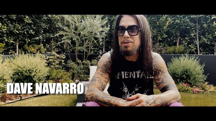 """Dave Navarro Comments On Seeing Society 1 Perform In New Documentary """"The Altered Noise"""""""