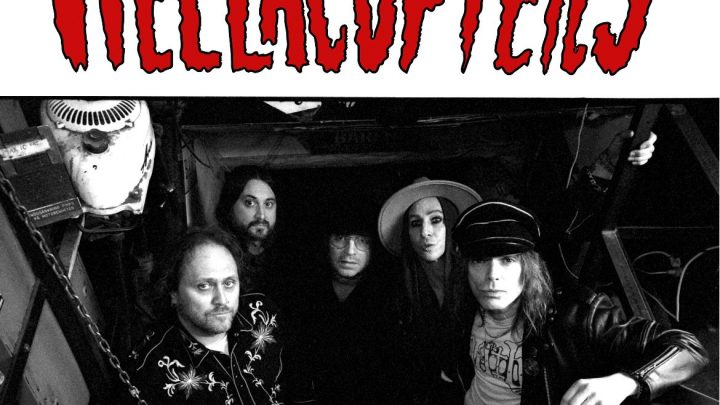 THE HELLACOPTERS – Sign With Nuclear Blast + Acclaimed Third Album 'Grande Rock' Streaming For The First Time