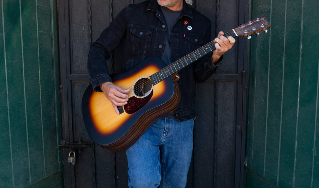 """Pennywise frontman Jim Lindberg announces solo album """"Songs from The Elkhorn Trail"""""""