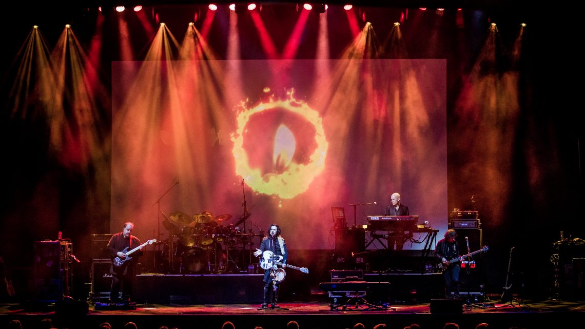 Marillion ask fans to 'insure' they keep the show on the road