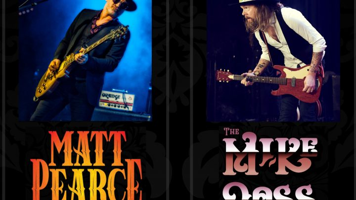 Matt Pearce & The Mutiny & The Mike Ross Band Team Up for a Double Headline Show!