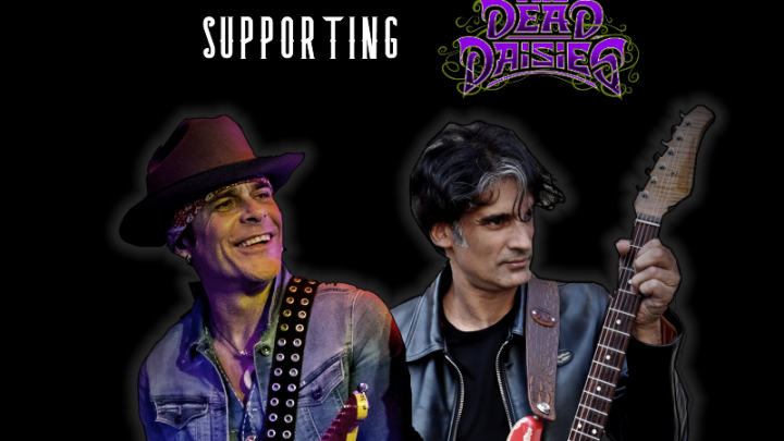 Mike Tramp on European tour with The Dead Daisies in 2022