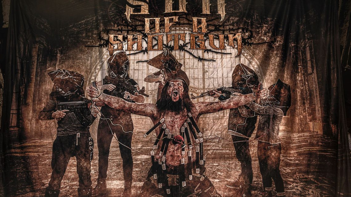 "AATR Premier – Son Of A Shotgun ""Strike Above The Neck"" Official Video"
