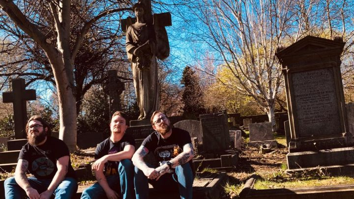 Swamp Coffin announce new album on APF Records / Watch the video for 'Welcome To Rot'
